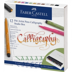 STUDIO BOX PENNE A CHINA CALLIGRAPHY FABER