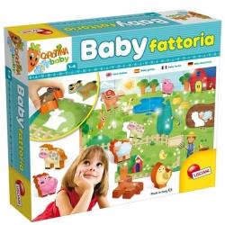 CARTOTINA BABY FATTORIA
