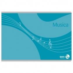 ALBUM MUSICA 17X24 16 FF.