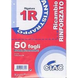 RICAMBI RINF. MAXI 1RIGO  - RIGHE S/MARGINE