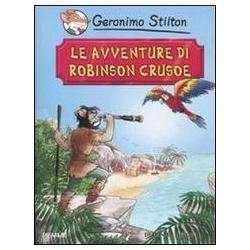 LE AVVENTURE DI ROBINSON GRUSOE