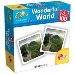 I'M A GENIUS MEMORIA 100 WONDERFUL WORLD
