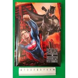 DIARIO SCUOLA BATMAN VS SUPERMAN