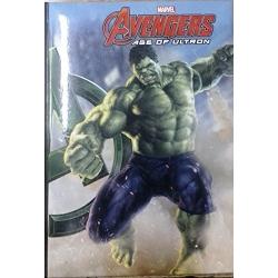 Diario Standard 10M Nero Epic Team Avengers Marvel